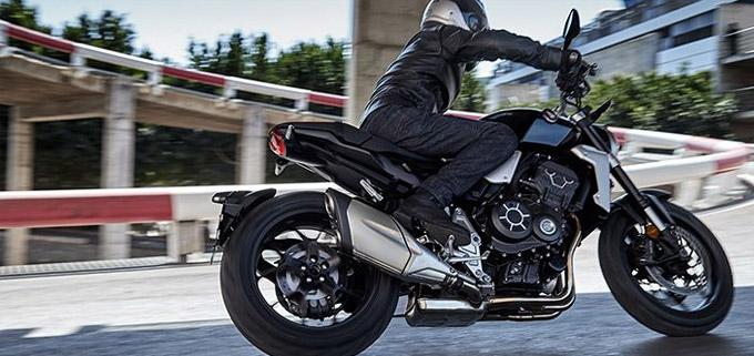 2019 Honda Motosiklet