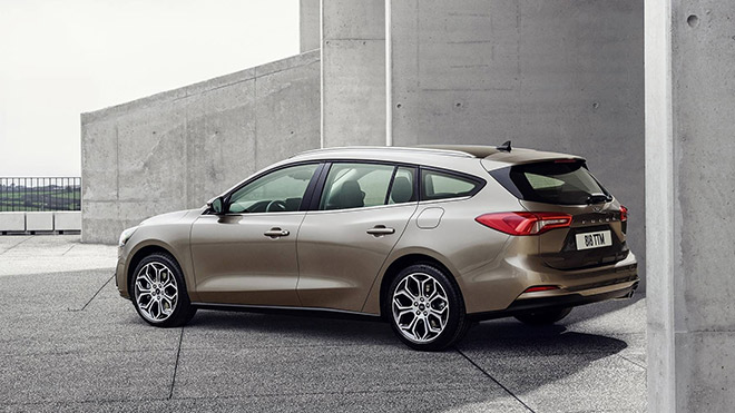 2019 Ford Focus SW