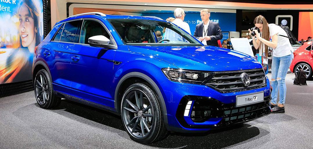 Volkswagen T-Roc 2019 incelemesi