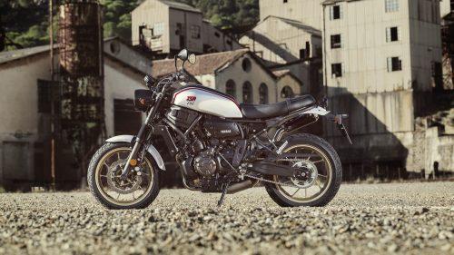 Yamaha XSR 700 Xtribute 2019
