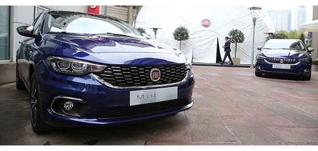 Fiat Egea Hatchback Mirror