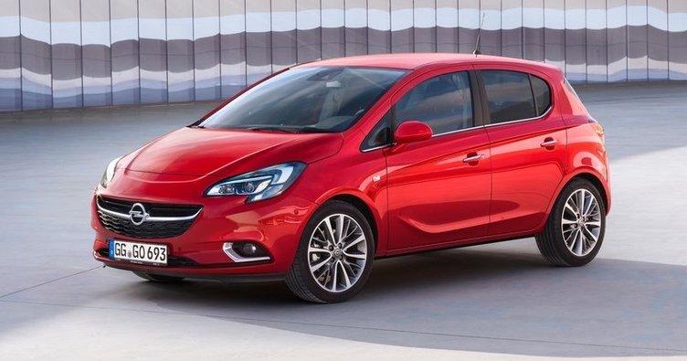 elektrikli Opel Corsa
