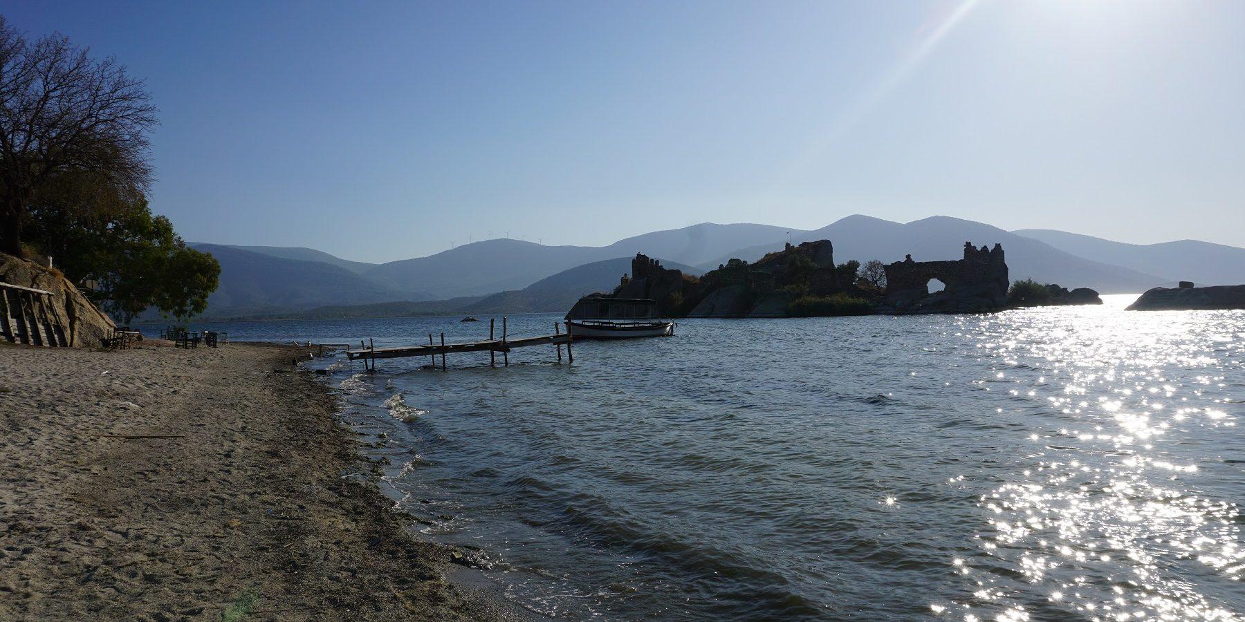 Muğla'da denize girmek için en güzel yer neresi? Muğla Milas sahillerinden biri olan Herakleia sahili hakkında yazdık.