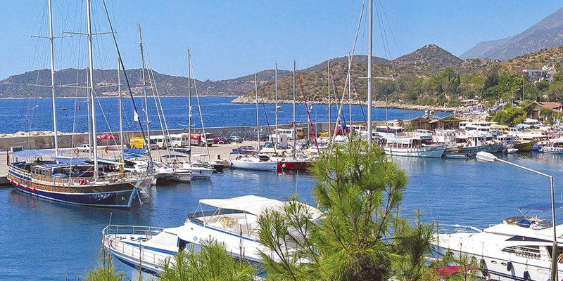 Antalya - Finike - Phoinikos ve Limyra Sahilleri