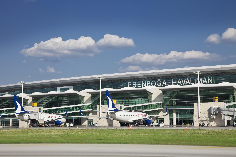 Ankara Esenboğa Havalimanı araç kiralama fiyatları