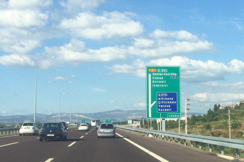 İstanbul İzmir Otoyolu Geçiş Ücretleri Ne Kadar? - Yolcu360