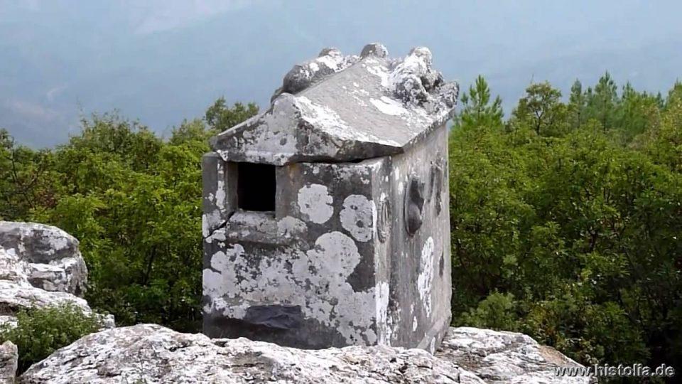 Antalya'daki Adanda Kalesi