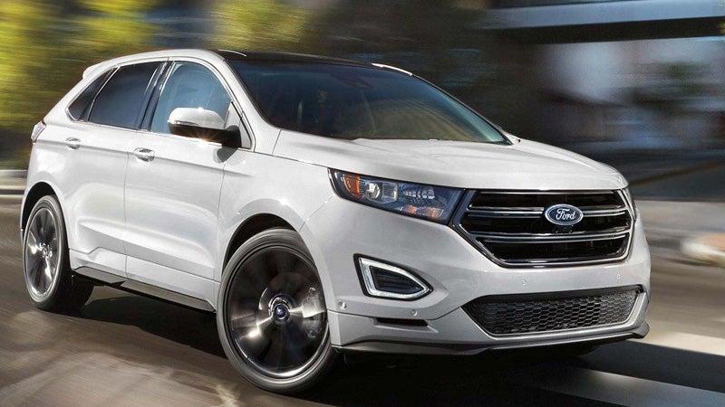 Ford Edge İncelemesi