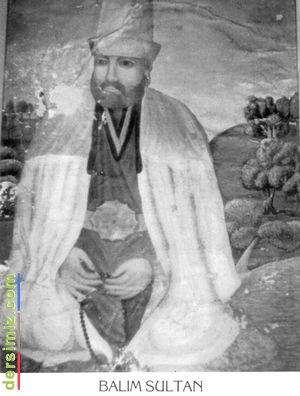 Balım Sultan'ın Fotoğrafı