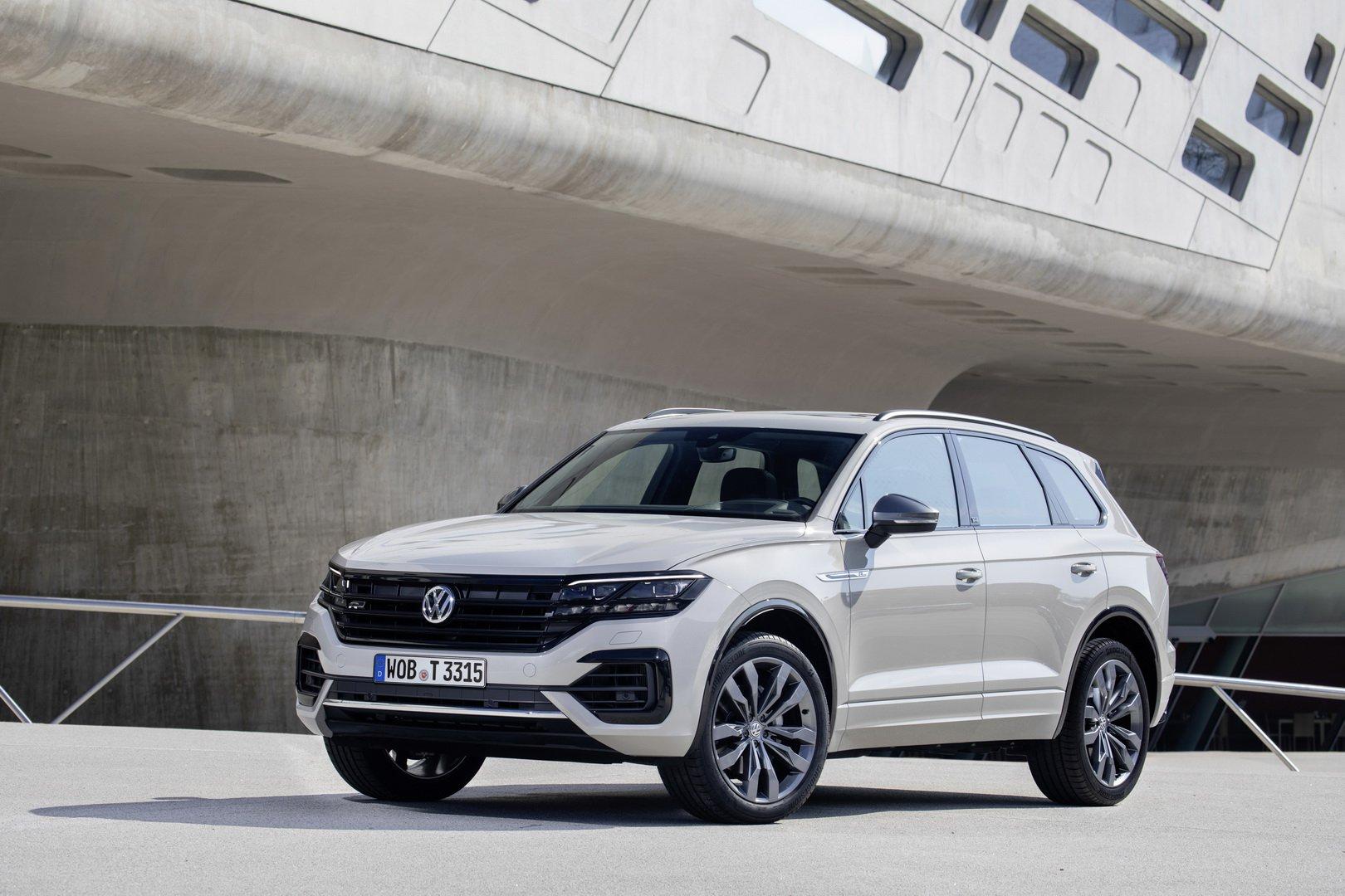 2019 Volkswagen Touareg Incelemesi Yolcu360 Com Arac Incelemeleri