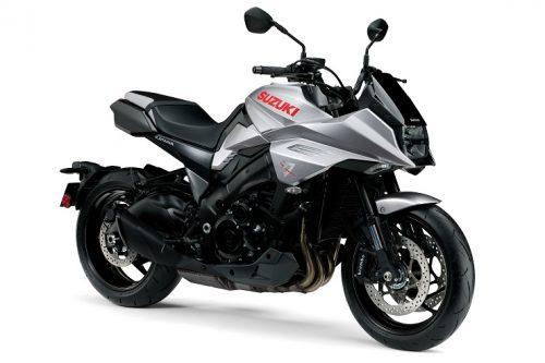 2019 Suzuki Katana