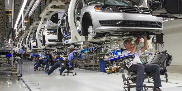 Türkiye'de Volkswagen Fabrikası