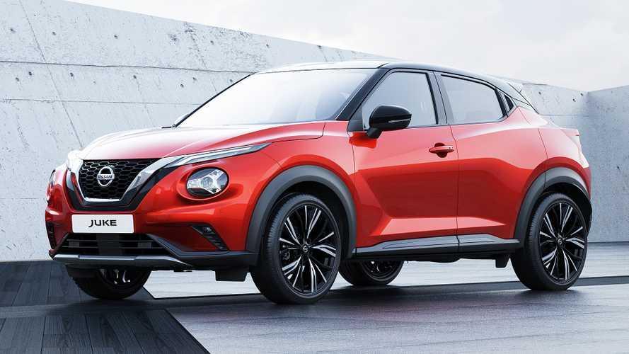 2020 Nissan Juke Fiyatı