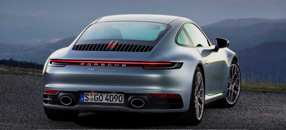 Porsche Cayenne 911