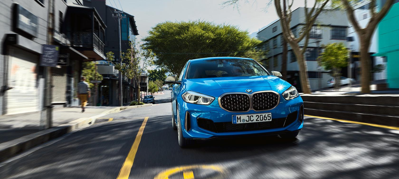 BMW 1 Serisi İncelemesi