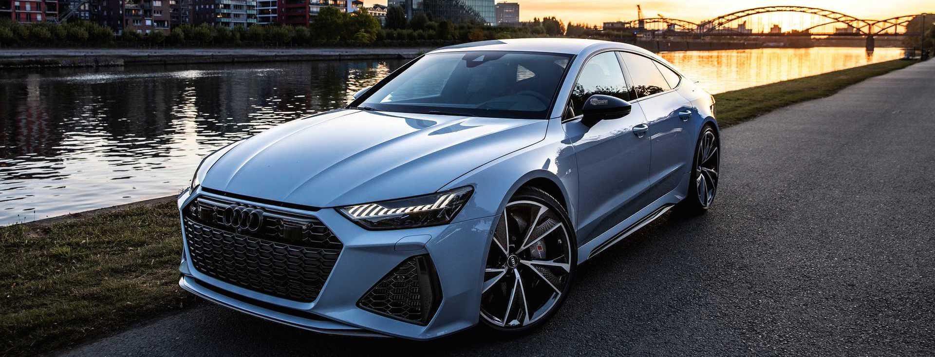 2020 Audi RS7 incelemesi